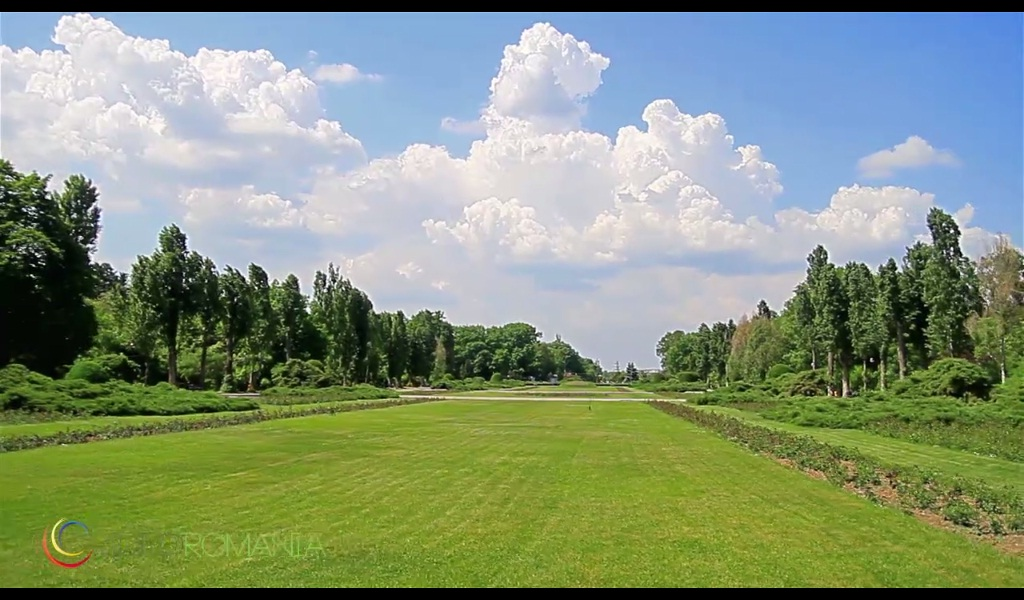 Parque HERASTRAU Bucarest