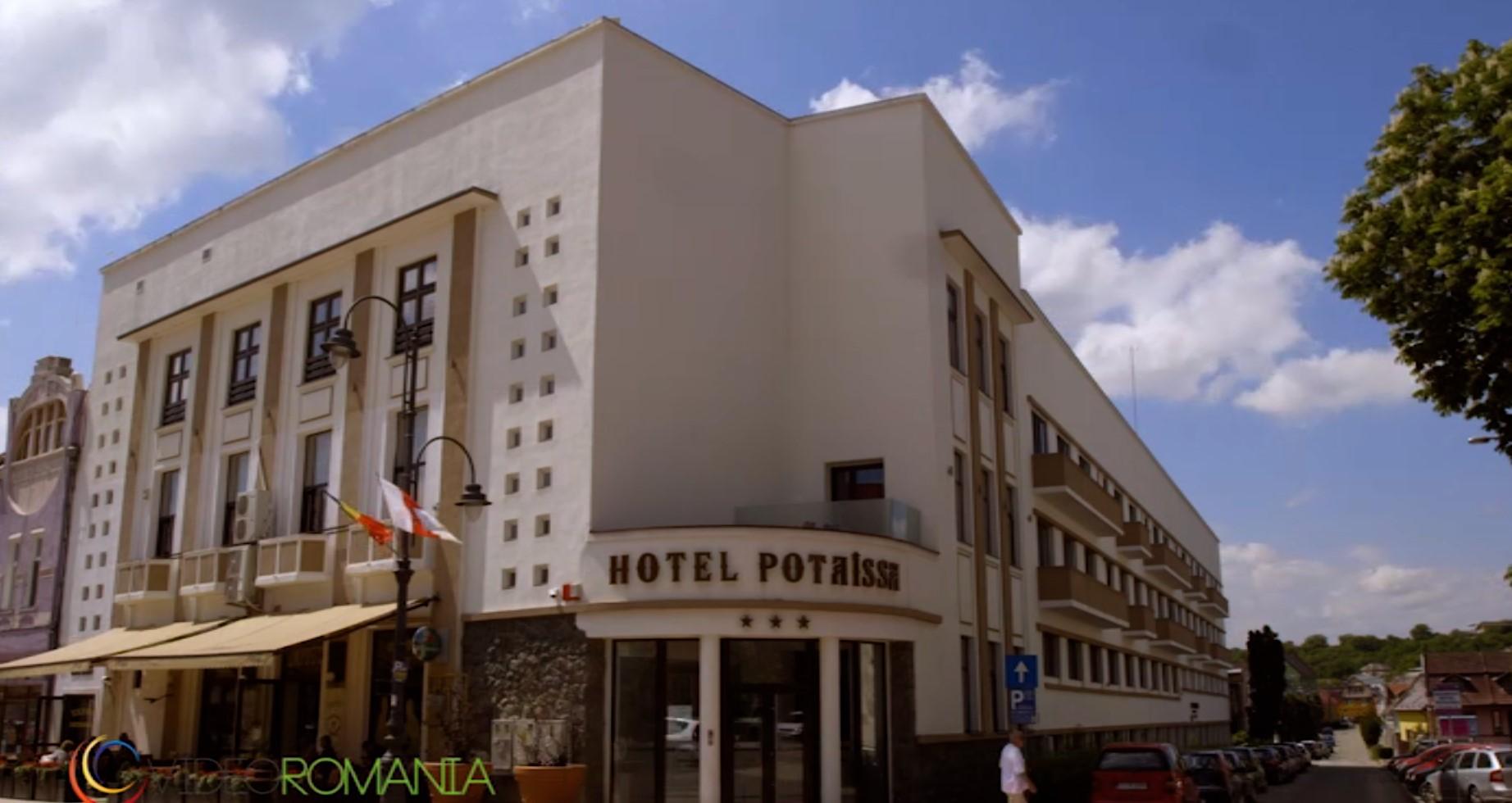 POTAISSA Hotel Turda Cluj