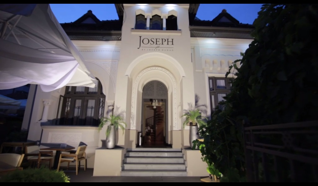 JOSEPH by Joseph Hadad Restaurant Bucharest
