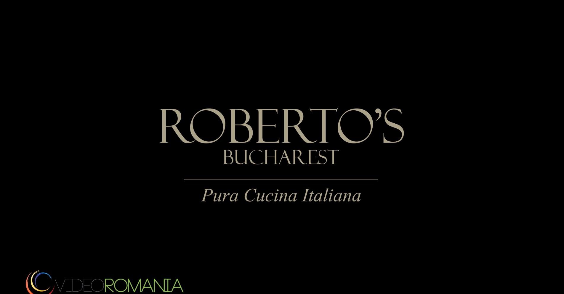 Restaurant ROBERTOS Bucharest