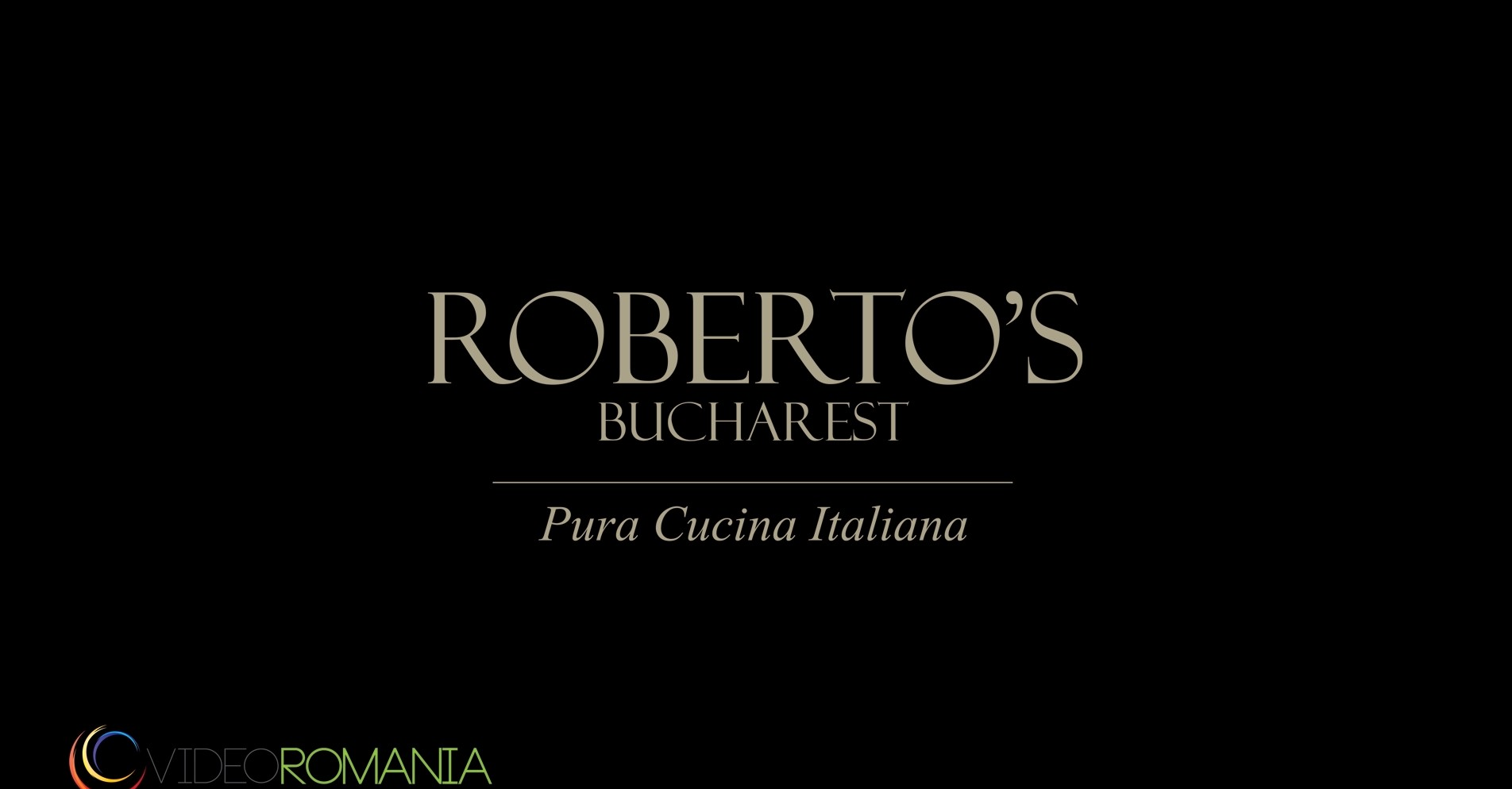 Restaurant ROBERTOS Bucuresti
