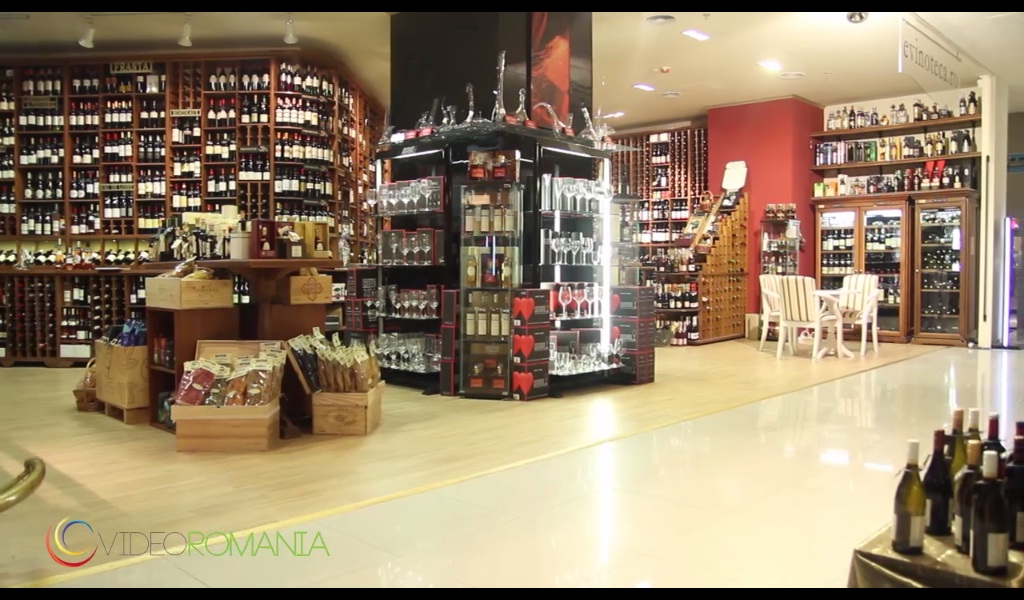 Experience Wine Bar and Shop VINEXPERT (Cocor Store) Bucharest
